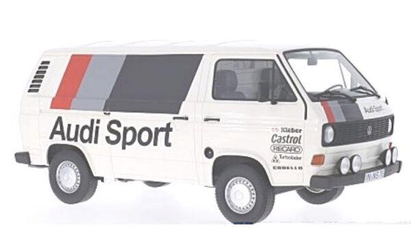 Vw t3 Box-Audi Sport 1980