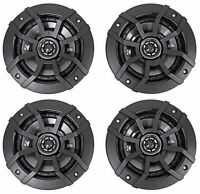 (4) Kicker 43csc54 5.25 900 Watt 4-ohm 2-way Car Audio Coaxial Speakers Csc54 on sale