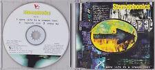 Stereophonics - More Life In A Tramps Vest - Scarce 1997 3trk slim line CD
