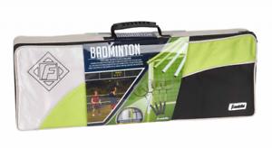 FRANKLIN-BADMINTON-SET-ADVANCED-Sport-Freizeit-Outdoor-Spiel-Spass