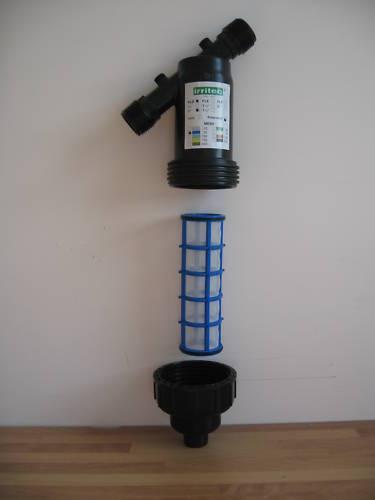 IBC, réservoir d/'eau Filtre Cartouche Eau inline,