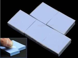 5pc-25-x-25-x-6-5mm-Silicone-Thermal-Pad-Conductive-Heatsink-Silicon-CPU-VGA-PC