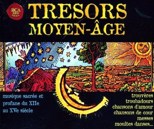 Tresors Du Moyen-Age - Tresors Du Moyen-Age [New CD] Germany - Import