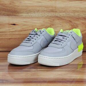 Nike Air Force 1 Shadow Se Af1 Atmosphere Grey Cq3317 002 Women S Size 10 Ebay Wmns air force 1 shadow 'white multi'. ebay