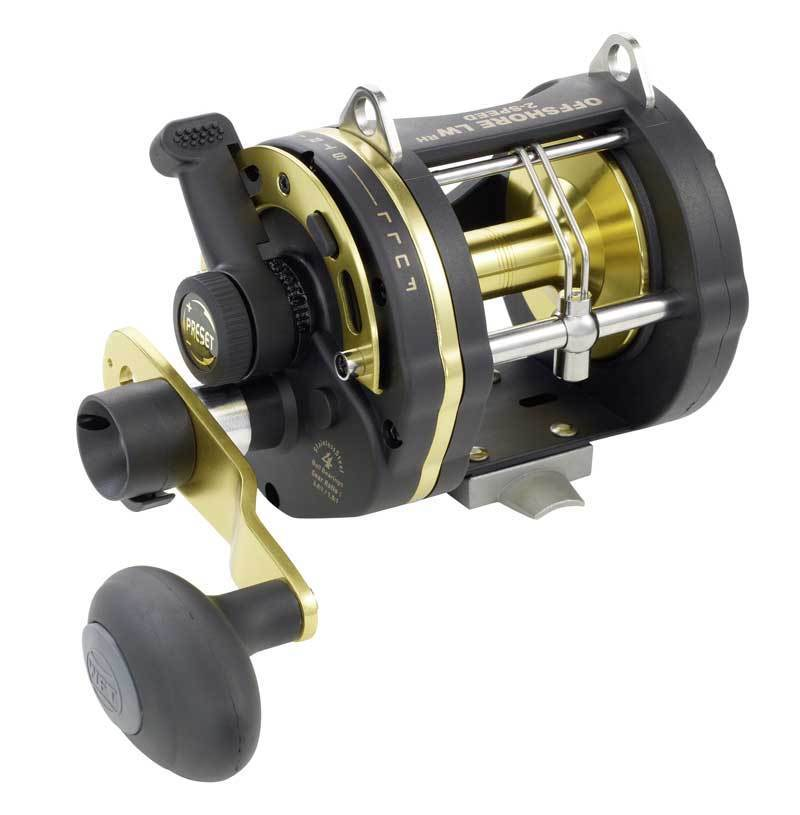 WFT Multirolle Offshore Offshore Multirolle 2-Speed 30LW Rechtshand und Linkshand 2729db