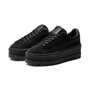 Image is loading PUMA-X-FENTY-SUEDE-CLEATED-CREEPER-366268-04- ab3d1d0c3