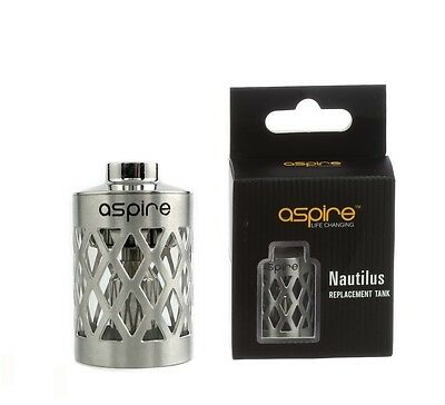 100% Authentic Aspire NAUTILUS Hollowed Out Sleeve Replacement Tank 5ml