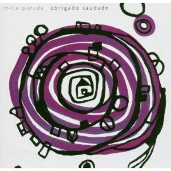 Mice Parade - Obrigado Saudade CD NEU