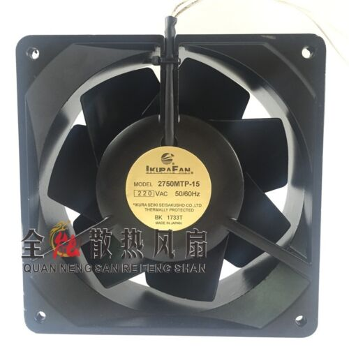 For IKURA 2750MTP-15 220V 140*140*50MM high temperature inverter fan