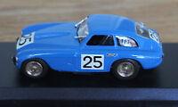 Art Model 1/43 1950 Ferrari 195 SC 1950 Le Mans Serafini / Sommer