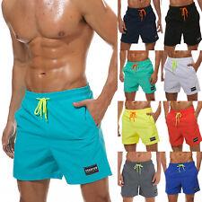 Shorts Hosen Sommer Baden Strand Badebekleidung Bad Urlaub Kurz Männer