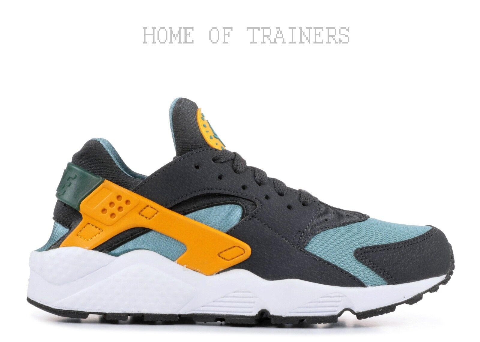 Nike Air Huarache Catalina University gold Anthrct Men's Trainers (PTI)