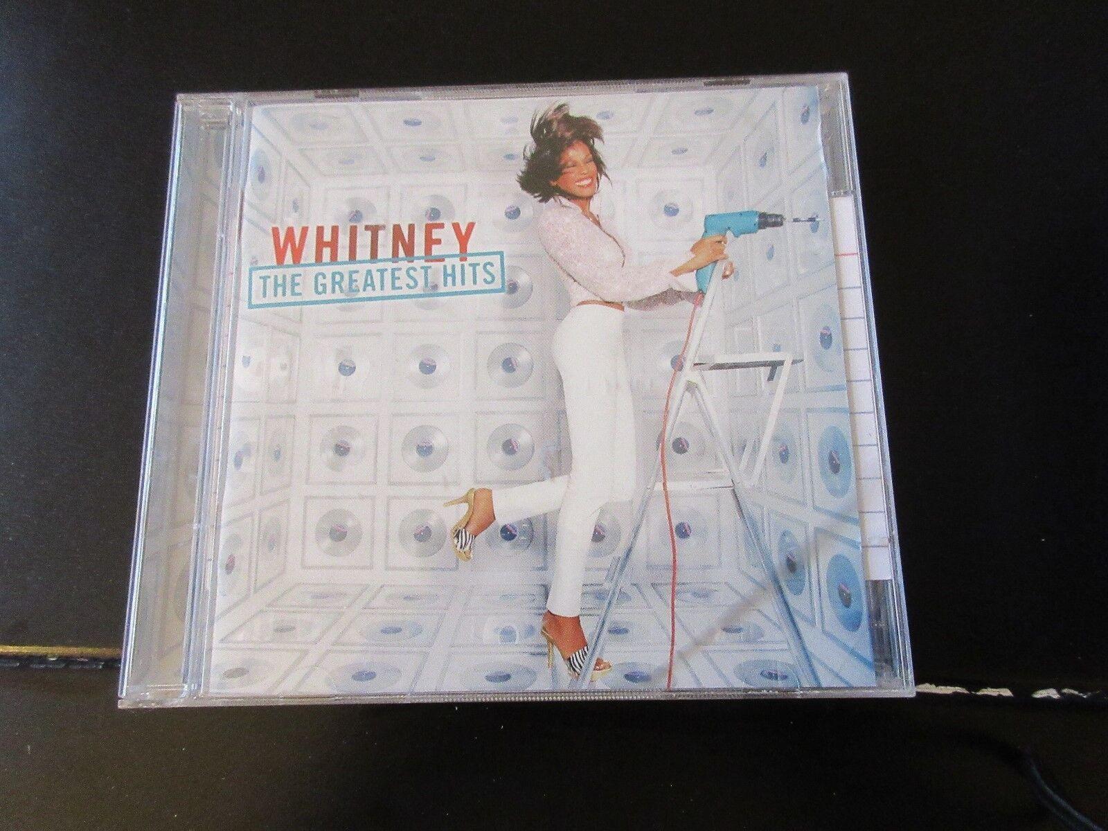 Whitney Houston ,The Greatest Hits , CD