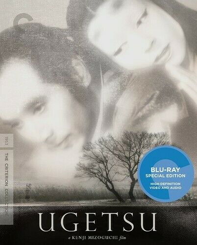 Ugetsu Monogatari (The Criterion Collection, Mastered in 4K) BLU-RAY NEW
