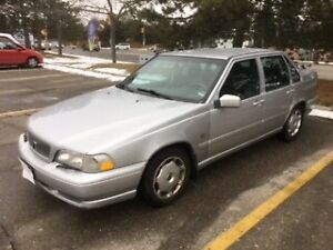 Volvo S70 Rust Free Nice Looking Body with Solid Top Performance