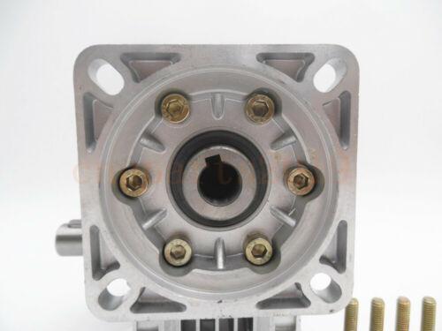 Gearbox Worm Gear Reducer NEMA34 Stepper Motor Ratio 10 20 25 40 50 60 80 100:1