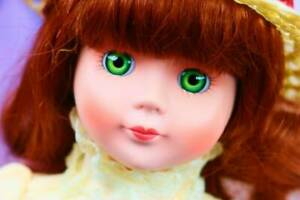 HAUNTED DOLL: DARBY! DIVINE INSIGHT SPIRIT! SEE THE WAY! UNLIMITED POTENTIAL!