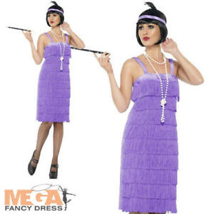 Purple-Flapper-Girl-Ladies-Fancy-Dress-1920s-Jazz-Gatsby-Adults-Costume-Outfit