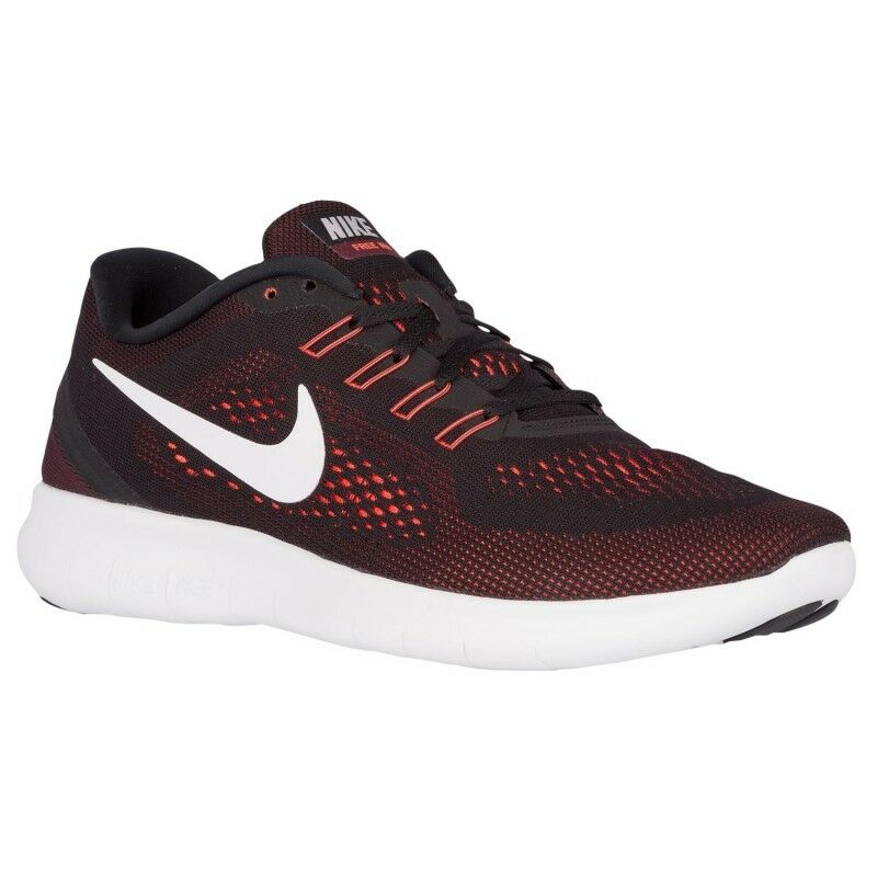 Homme Nike libre RN-noir Orange  31508 008