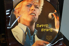 Rare David Bowie Interview NCB Records Rare Denmark Import Picture Disc MINT Ltd