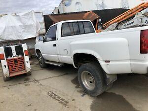 1993 gmc 3500 tow truck