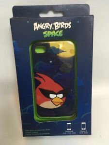 Angry Birds Space Case Apple iPhone 4/4S Laser Bird ICAS421US Gear4 Red Bird B3