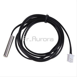 1M-NTC-Thermistor-Accuracy-Temperature-Sensor-10K-1-3950-Probe-Cable-Waterproof
