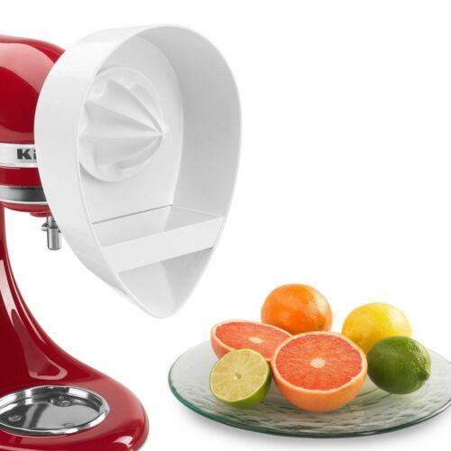 1PC White Juicer Attachment Juicing Lemons Grapefruit For KitchenAid Stand Mixer