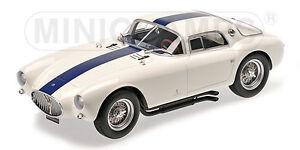 Minichamps 107123460 Échelle 1:18, Maserati A6gcs - 1954 Blancheur # In