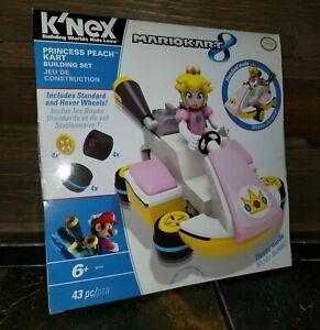KNEX Mario Kart 8 Princess Peach Building Set Nintendo 38726 - Nintendo Switch