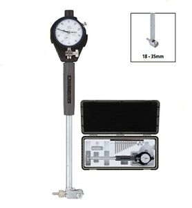 Mitutoyo 511-711 Dial Bore Gauge 18-35mm 0.01mm Brand New and Original 1PCS