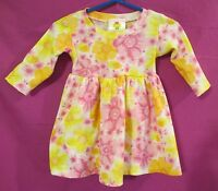 Girls Charm'd Size 18m Long Sleeve Floral Dress