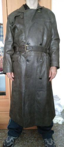 Trenchcoat 100% authentic leather