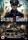 Soldiers of The Damned Ww2 UK Reg DVD Nazis