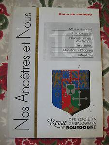 Bourgogne-Revue-Genealogie-Nos-Ancetres-et-nous-N-100-2003-Cote-d-039-Or-Nievre