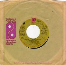 The Three Degrees-When Will I See You Again (VG+)