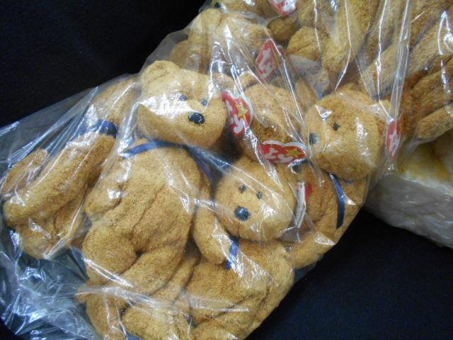 One Dozen  Fuzz  Beanie Beanie Beanie Baby Bears by Ty,Inc - Retired 26a249