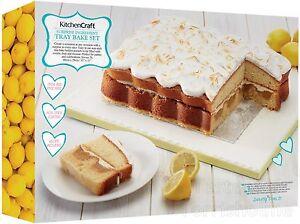 Kitchencraft-Rectangle-Pinata-Cake-Tin-Pan-40cm-x-29cm-Surprise-Ingredient