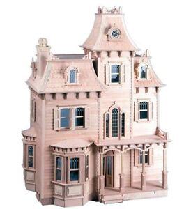 Greenleaf Beacon Hill Dollhouse Kit 1 Inch Scale Ebay