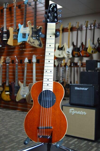 G-Sharp OF-1 Guitar (Natural Mahogany)