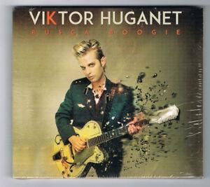 VIKTOR-HUGANET-BUSCA-BOOGIE-11-TITRES-2015-NEUF-NEW-NEU