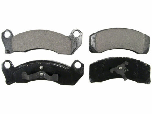 Details about  /For 1984-1992 Lincoln Mark VII Brake Pad Set Front Wagner 16125GG 1988 1990 1985