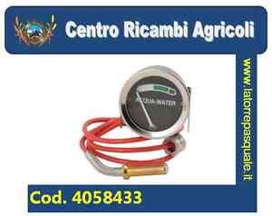 4058433 Indicatore Temperatura Acqua Per Trattore Fiat 312c Les Produits Sont Disponibles Sans Restriction