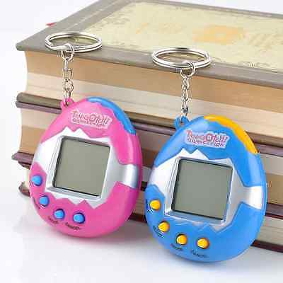 90S 49 Pets in 1 Virtual Cyber Pet Tamagotchi Tiny Retro Game Toy For