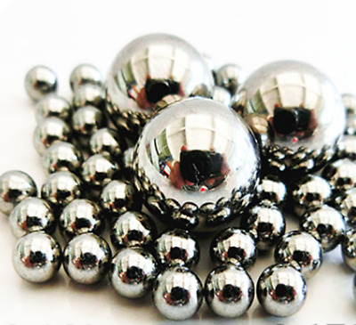 "0.3150/"" Inch Chrome Steel Loose Bearing Balls Bearings Ball 100 pcs - 8mm"