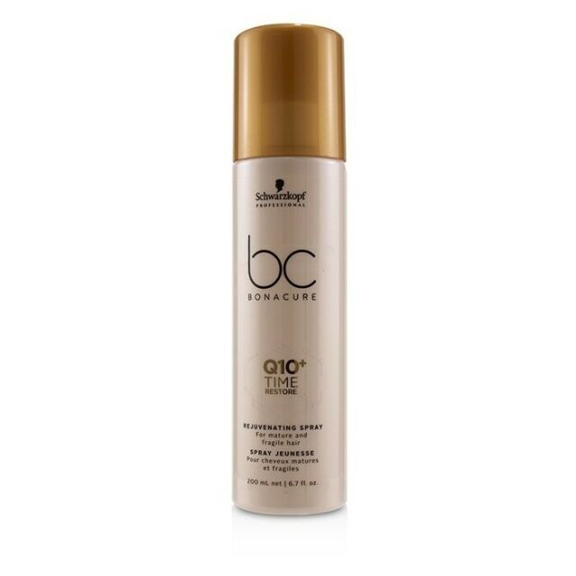 Schwarzkopf BC Bonacure Q10+ Time Restore Rejuvenating Spray (For Mature 200ml