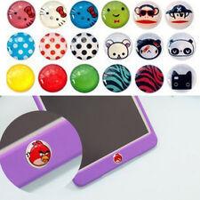 330 Stk Cartoon Blume Arten Home Button Sticker für iPhone iPod Touch Aufkleber