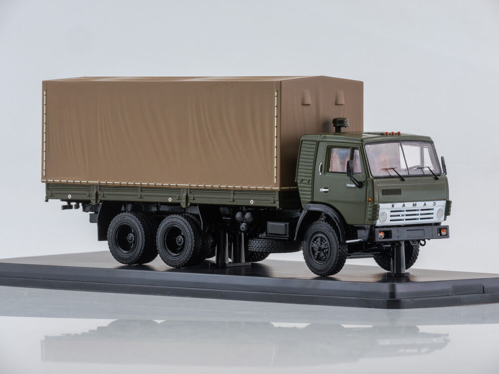 KAMAZ 53212 khaki SSM1279 1 43