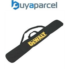 Dewalt DWS5025 Plunge Saw Guide Rail Carry Bag - Fits 2 x 1m or 1.5m Guide Rails