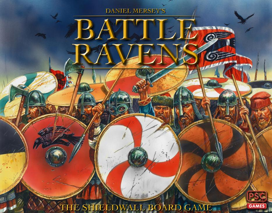 Daniel Merseys Kampf Ravens - Dunkel Alter Brettspiel - PSC Games - Jetzt